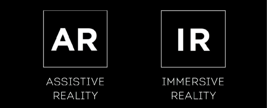 assistive reality and immersive reality